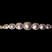 WWII Love Token Bracelet Australian Coins Sweetheart Bracelet