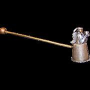 Angel Candle Snuffer Vintage Metales Taxco