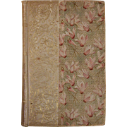 Point Lace And Diamonds ~  Rare 1886 Edition~  by George A. Baker,Jr.