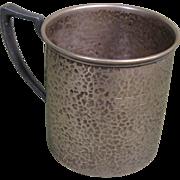 Multnomah Fair 1927 Oregon, Hammered Silverplate Cup, Engraved