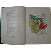 "1931 First Edition ""Game Survey of the North Central States"", Aldo Leopold"