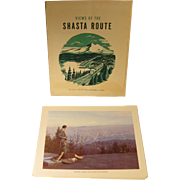 c.1960 Views of the Shasta Route, Southern Pacific, 16 Full Color Views