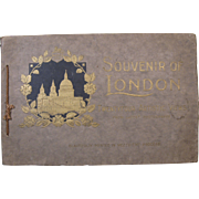 "c. 1910 ""Souvenir of London"", 24 Artistic Views, Mezzo-Tint by Millar & Lang"