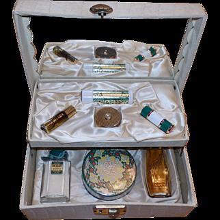 Vintage Emeraude Gift Set, 1950s