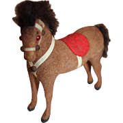 A Tiny Miniature Pony For Your Dolls, labeled, 3 1/2 inches tall
