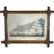 Currier & Ives / Crystal Palace/ Worlds Fair 1851