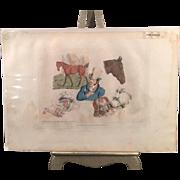 Henry Alken / The Sketch Book / Scrap