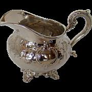 A Stylish Antique Milk Jug, 1845.