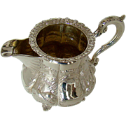 A Stylish Antique Milk Jug, 1857.