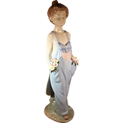 Lladro Society Limited Edition issue for 1997 - Pocket Full of Wishes