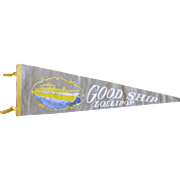 Rare Good Ship Lollipop Banner 1940