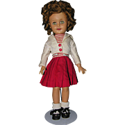 Shirley Temple Doll 15 inch Vinyl