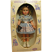 1950's Shirley Temple Mint In Box