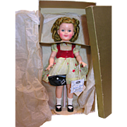 Shirley Temple Vinyl Doll 17 inch