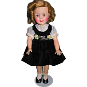 Shirley Temple Vinyl Doll