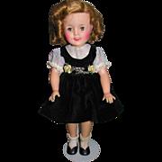 Shirley Temple Vinyl Doll