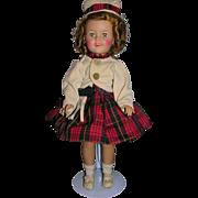 Shirley Temple Vinyl Doll 1957 - 1963