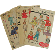 Shirley Temple Sewing Patterns