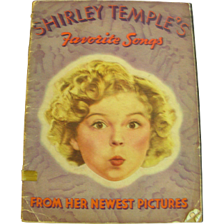 Shirley Temple Favorite Songs