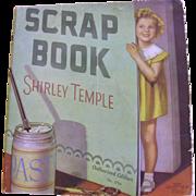 Shirley Temple Scrap Book 1935