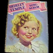 Shirley Temple Song Album No.2