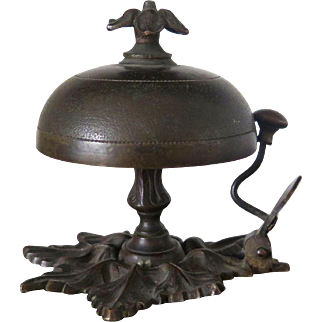 Antique Hotel Bell, 1800s.