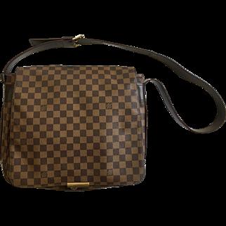 Louis Vuitton Shoulder Damier Bag, 1990s