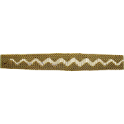 14Kt Yellow Gold Bracelet Estate Jewelry, Pre Owned
