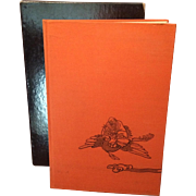 Translations from the Chinese by Alfred Knopf, 1941; Hardcover with Illustrations and Slipcase