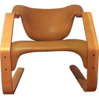 Thomas Lamb Chair for Plydesigns from 1972