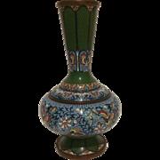 Cloisonné Vase, 19th/20th Century China