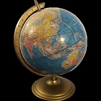 Mid Century Globe by Cram's