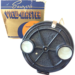 Sawyer's Clamshell View-Master Model A