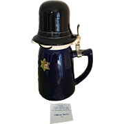 "1973 ""Officer Sudds"" Schultz & Dooley Beer Stein"