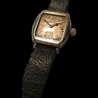 Vintage Waltham Wrist Watch, circa 1940s