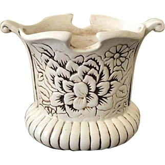 """Red Wing Pottery """"Magnolia Vase"""""""