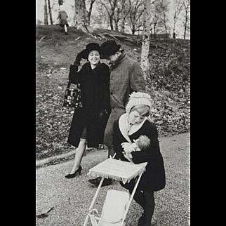 """American Family"" Photogravure by Edouard Boubat"