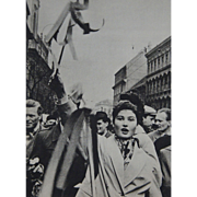 """""""May Day"""" Photogravure by Frantisek Hubaceck"""