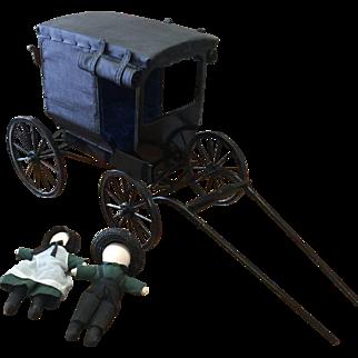 Amish Buggy - Large Scale Model