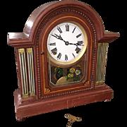 Antique Mantle Clock c 1900