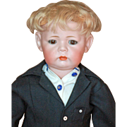 Large Kammer and Reinhardt 115/A Character Toddler