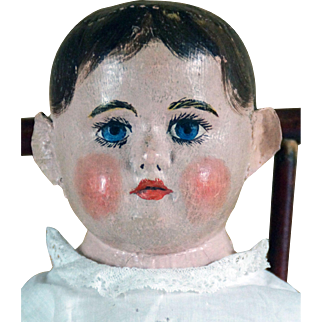 Alabama baby from earliest period.