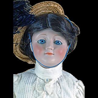 Larger example Kestner Gibson Girl