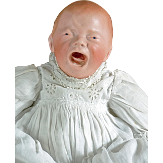 Rare OIC Screaming Infant Doll