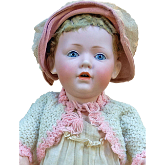 "16"" Hilda Toddler by Kestner."