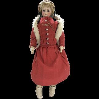 Fabulous FG Bisque Head Fashion Doll