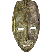 Tribal art mask #18- ZIMBA- DR Congo