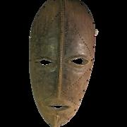 Tribal art mask #5- NGBAKA- DR Congo