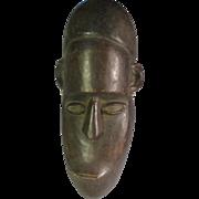 Tribal art mask #6- VUVI- GABON