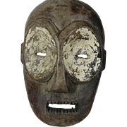 Tribal art mask #20- NGOMBE- DR Congo